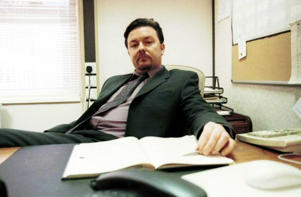 The BBC series 'The Office': perfectly capturing workplace ennui