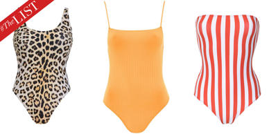 Summer is quickly approaching, which means it's officially swimsuit season - ready or not. Continuing in last summer's hottest beach trend, the one-piece swimsuit is taking over in all its glory this season. Sexy, flattering, and offered up in endless cuts for all body types, there's a one-piece suit for every woman to shine in this summer. Scroll down to shop the best swimsuits that won't break the bank - all coming in at under $100.