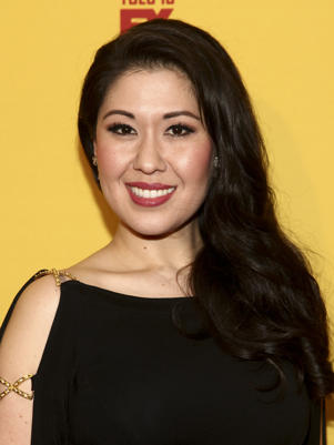 Ruthie Ann Miles   (Photo by Andy Kropa/Invision/AP)
