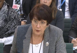 Dame Judith Hackitt, who chairs the Independent Review of Building Regulations and Fire Safety set up following the Grenfell Tower tragedy