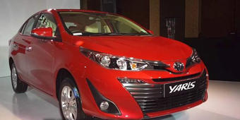 Toyota Yaris prices start from Rs 8.57L