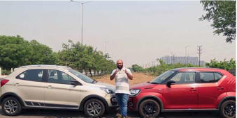 Ford Freestyle vs Maruti Suzuki Ignis