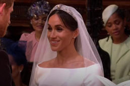 'You look amazing' - Harry and Meghan's vows