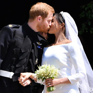Ready For Some Royal Déjà Vu? See William and Harry's Wedding Pictures Side by Side: Prince Harry and Meghan Markle tied the knot on Saturday, May 19, and if you're feeling a bit of royal déjà vu, you're not alone. While Harry and Meghan's wedding was considerably more low-key than that of Prince William and Kate Middleton in 2011, there were still plenty of similarities, including their regal military uniforms and sweet first kisses. Will also repaid Harry with the ultimate duty on his big day, serving as his best man just as Harry did for him seven years ago. We've stacked up Will and Harry's royal weddings against each other. Keep reading to see Harry and William's weddings side by side.Related: This Might Be the Happiest We've Ever Seen Prince Harry - See All the Photos From His Wedding!
