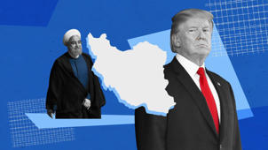 a man wearing a suit and tie: Trump exiting Iran nuclear deal has huge implications