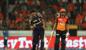 Krishna's match-winning spell takes KKR to playoffs