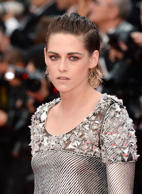 Kristen Stewart attending the BlacKkKlansman Premiere at the Palais De Festival, part of the 71st Cannes Film Festival.
