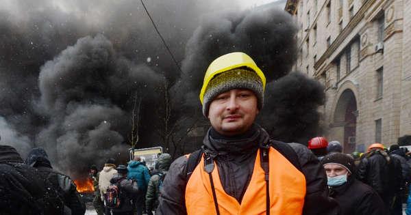 Murder of anti-Kremlin war reporter shocks Russians