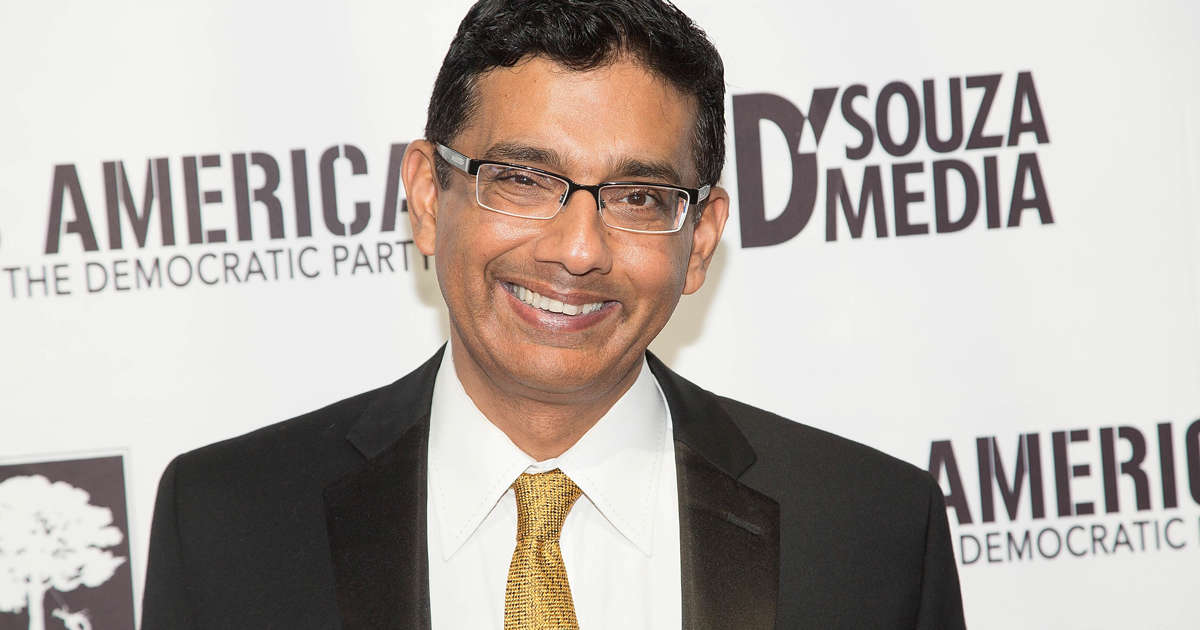 Trump to give 'full pardon' to Dinesh D'Souza