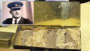 soldier's 103-year-old chocolate found