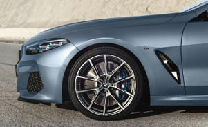 a car parked in a parking lot: BMW M850i xDrive Finally Breaks Cover: Here's What We Know