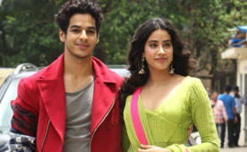 Dhadak: Janhvi-Ishaan's first day shoot experience