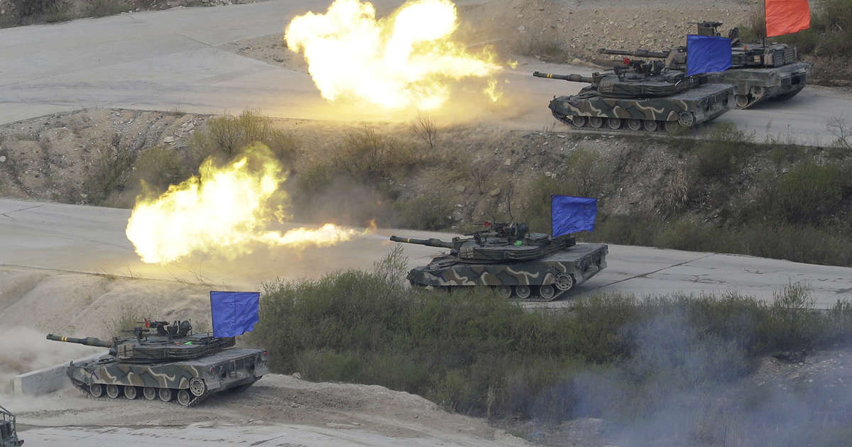 U.S., S.Korea agree to suspend joint military exercise