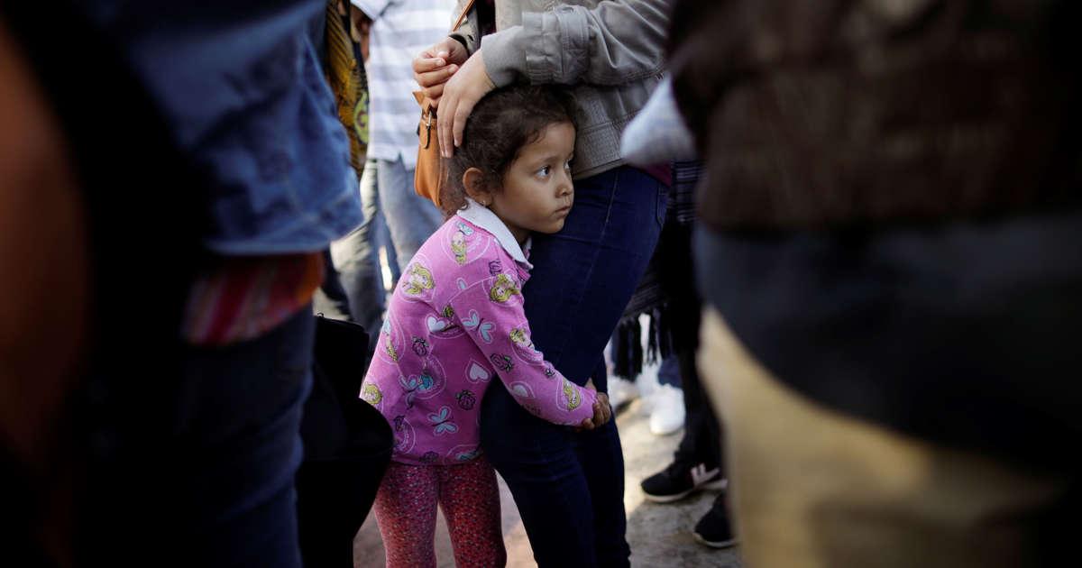 Big majority disapprove of separating families at border