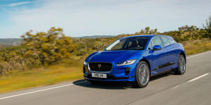 We Drive the I-Pace, Jaguar's First EV!: Mainstream manufacturers have Tesla in their sights, and Jaguar's I-Pace is now ready to take on the EV king. Read our first-drive review of the all-electric cat and see photos at Car and Driver.