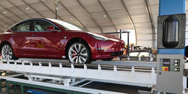 Tesla CEO Elon Musk went on a tweet storm early Sunday morning and revealed a number of new details about the dual-motor Model 3. Read more and see images at Car and Driver.