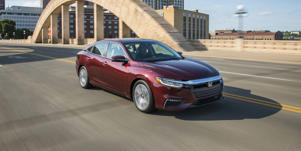 The New Normal? We Drive the All-New Honda Insight: Our full review of the new Honda Insight hybrid, which is about as normal and pleasant as a hybrid can get. Read more and see photos at Car and Driver.