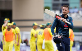By the numbers - England shatter ODI records