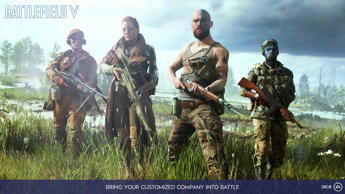Battlefield V: Assista a 5 minutos de gameplay do modo Conquista