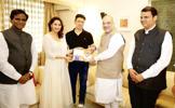 Amit Shah Madhuri