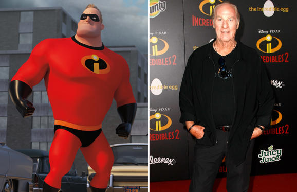Slide 1 of 99: Mandatory Credit: Photo by Craig 'CraSH' Hattori/imageSPACE/SilverHub/REX/Shutterstock (9704404aa) Craig T. Nelson 'Incredibles 2' film premiere, Arrivals, Los Angeles, USA - 05 Jun 2018