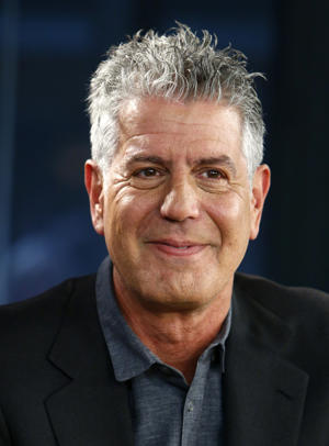 Chef and author Anthony Bourdain committed suicide in France last week.