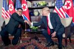 different handshakes Donald Trump
