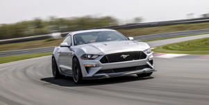 Ford Mustang GT Performance Pack Level 2 Puts the Focus on the Track: We drive a Mustang GT with the new Performance Package Level 2, an equipment package that excels at the track. Read the story and see photos at Car and Driver.