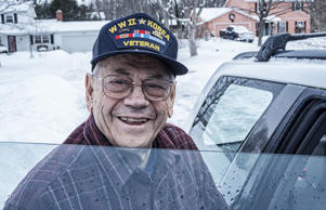 WWII and Korean War Military Veteran