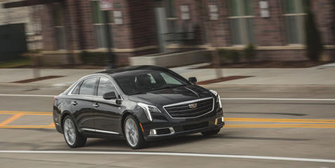 2018 Cadillac XTS Review
