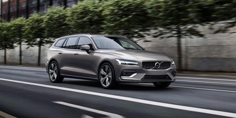 Volvo has redesigned its mid-size V60 wagon, dramatically upping the Scandinavian design factor. Read more and see photos at Car and Driver.