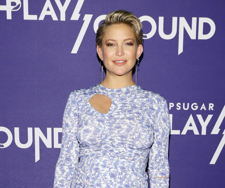 Slide 1 of 5: Kate Hudson attends day 1 of POPSUGAR Play/Ground on June 9, 2018 in New York City.