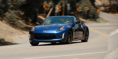 The Nissan 370Z has been little changed for a decade, but it has the fundamentals that should make an exciting low-budget sports car. Read our test results and see images of the 370Z at Car and Driver.