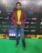 Pankaj Tripathi spotted at the green carpet.