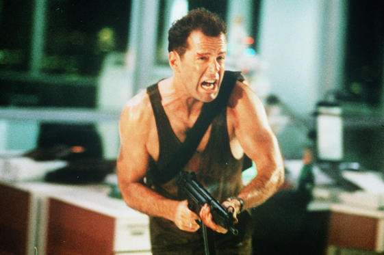Slide 1 of 37: Die Hard - 1988