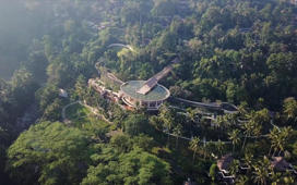 a view of a forest: Best Hotel in the World: Four Seasons Resort Bali at Sayan