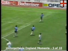 Unforgettable England Moments - 5 of 10
