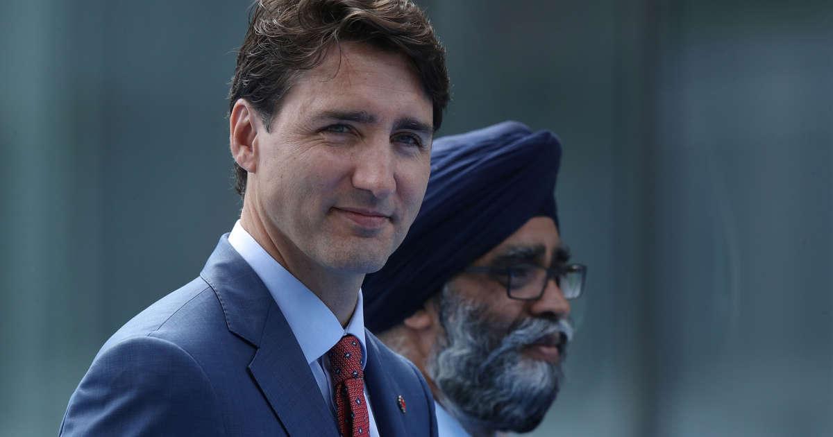 Report: Trudeau Defies Trump at NATO Meeting, Cuts Military Spending