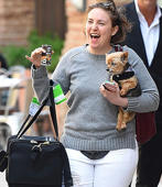 Why Lena Dunham feels 'happy' and 'free' after 24-lb. weight gain