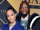 Cardi confirms secretly married Offset