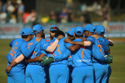 India rout Ireland in T20I series opener