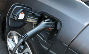 a close up of a motorcycle mirror: Honda Clarity Plug-In Hybrid Tested: Honda's Sci-Fi Future