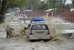 Heavy rains cause flood J&K