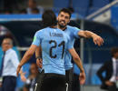 Portugal ousted Uruguay