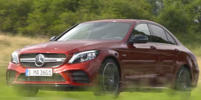 Mercedes-Benz C-Class, facelift review
