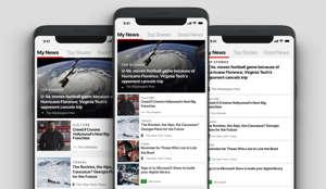 Microsoft News App Promo