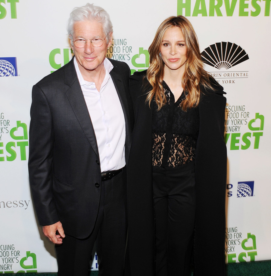 Richard Gere, Alejandra Silva Welcome Second Child