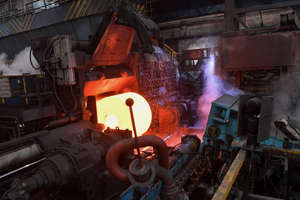 The steel industry is under ongoing pressure