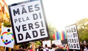 M?es pela diversidade - campanha