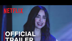 a screen shot of Sofia Carson: After failing to find success on Broadway, April (Sofia Carson) returns to her small hometown and reluctantly is recruited to train a misfit group of young dancers for a big competition. Watch Feel the Beat, only on Netflix: http://www.netflix.com/FeelTheBeat  SUBSCRIBE: http://bit.ly/29qBUt7  About Netflix: Netflix is the world's leading streaming entertainment service with 183 million paid memberships in over 190 countries enjoying TV series, documentaries and feature films across a wide variety of genres and languages. Members can watch as much as they want, anytime, anywhere, on any internet-connected screen. Members can play, pause and resume watching, all without commercials or commitments.  Feel the Beat | Official Trailer | Netflix https://youtube.com/Netflix  After blowing a Broadway audition, a self-centered dancer reluctantly returns home and agrees to coach a squad of young misfits for a big competition.